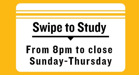 swipe to study